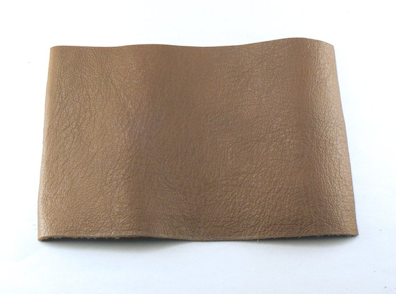Nut Brown Leather 4 Quot X 6 Quot Square Brown Split Leather