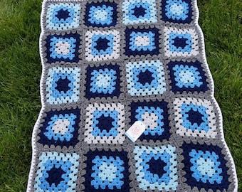 Baby Blues Blanket