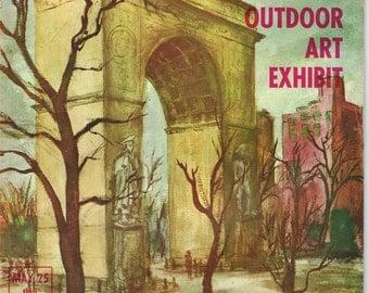 61st Washington Square Outdoor Art Exhibit Catalog