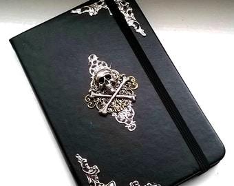 Skull Note Book