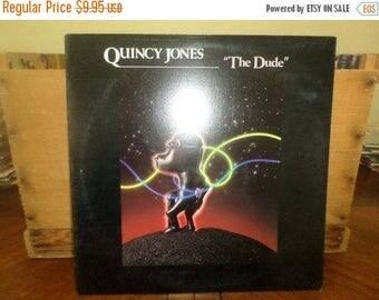Save 30% Today Vintage 1981 Vinyl LP Record The Dude Quincy Jones Near Mint Condition 4661
