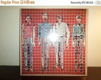Save 30% Today Vintage 1978 Vinyl LP Record The Talking Heads More Songs About Buildings and Food Excellent Condition 8320