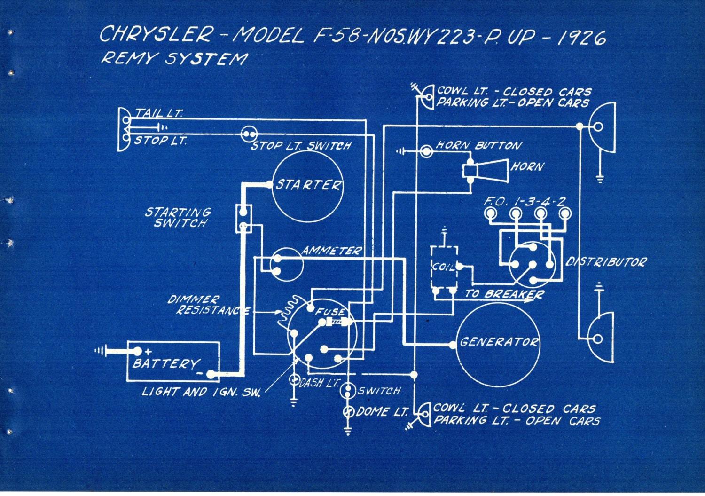 Ungewöhnlich Oldtimer Blaupausen Zeitgenössisch - Elektrische ...