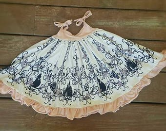 Princess Aurora Twirl Dress