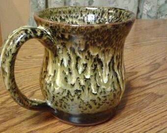 Deep Brown Special Mug