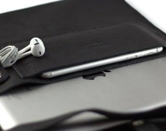 Handmade leather ipad case / NEW İPAD PRO