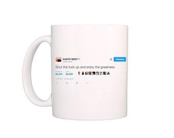 Mug Kanye West