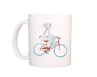 Mug Bicyclette
