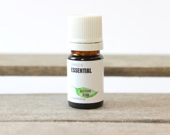 Restoring Blend -Wintergreen, Clove, Peppermint & Helichrysum Essential Oils. Massage Essential Oil Blend, After Exercise Aromatherapy Blend