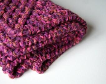 Baby Blanket Crochet, Crochet Baby Blanket, Pink Baby Blanket, Purple Baby Blanket, Baby Girl Blanket, Baby Shower Gift