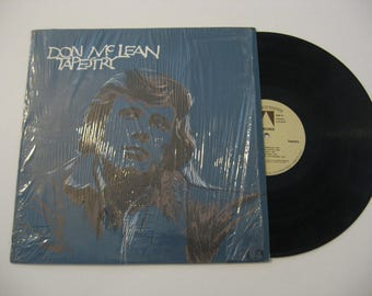 Don McLean - Tapestry - Circa 1970