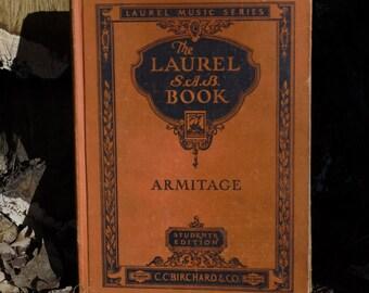 Laurel Music Book