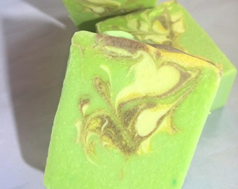 SALE! The Olive Branch type coconut milk soap