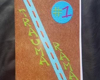 TraumaRama #1 zine