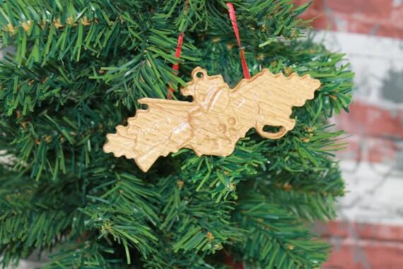Seabee - US NAVY Ornament -Navy Ornaments - Navy Gifts - Navy Decor - Military Christmas Ornaments - Veteran Gifts