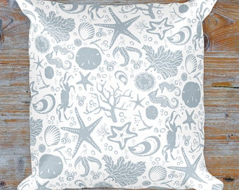 Under the Sea Pillow, 18x18 inches