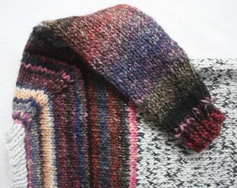 Wool blend sweater, jumper, pullover