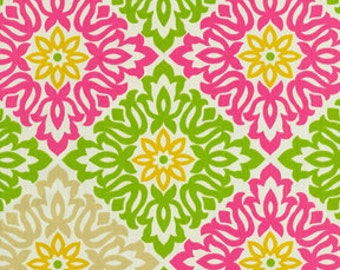 Sweet Things Punch Fabric by Waverly