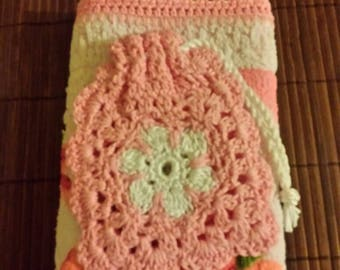 Washer and soap bag set