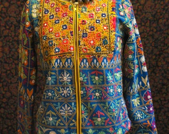 Hand Embroider Gujarati Jacket