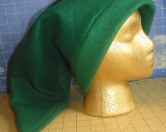 Short Fleece Link Hat