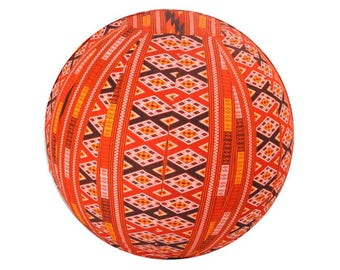65cm Cotton Yoga Ball Cover, balance ball cover, exercise ball cover, fitness ball cover, physio ball cover - Fire Tribe