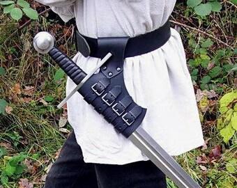 Sword hanger with buckles - [04 SH-schnall]