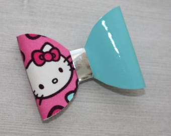 Large hello kitty inspired bow
