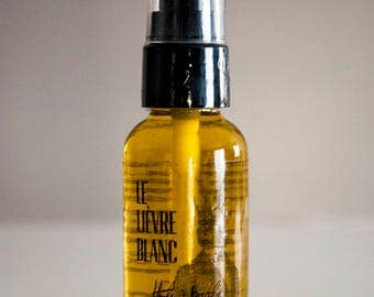 Beard Oil - 30mL / 1 oz - Moisturizing, Protecting Beard Oil - Wonderful smell - Majestic beard and moustache - Argan oil, Jojoba oil