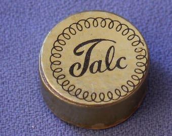 Vintage Barbie Skipper Francie Dolls Talc Box, Liddle Kiddles Soapy Siddle, Mint
