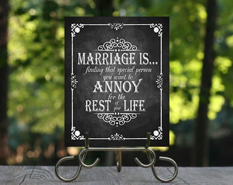 Funny wedding signs etsy junglespirit Images