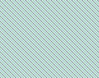 Green and Teal Plaid Adhesive Vinyl, Green and Teal Plaid Heat Transfer Vinyl