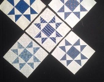 5 Quilt blocks