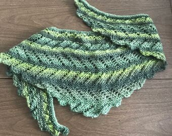 Seaweed Shawlette