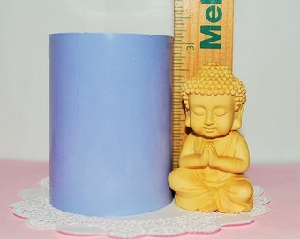 3D Silicone Mold - Buddha mold - Silicone candle Mold - Chinese Buddha - Buddha statue - Buddha baby - easy release