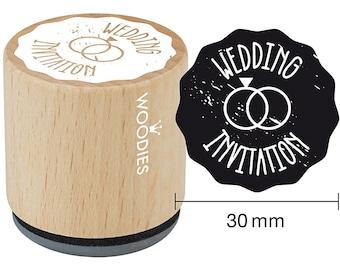 Wood Ink Stamp - Various