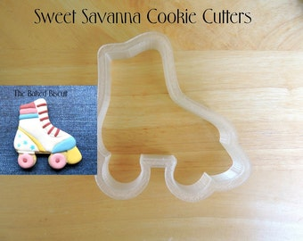 Roller Skate Cookie Cutter - Rollerskate Cookie Cutter