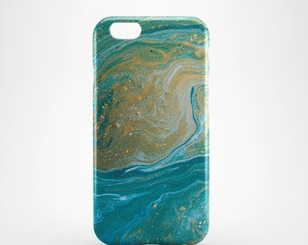 Marble Agate Hard case 3D case Apple iPhone 4 5 6 7 Samsung Galaxy S6 S7  #233