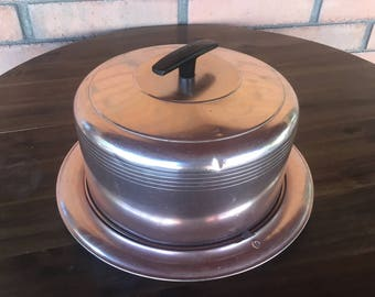 Westbend Cake Plate