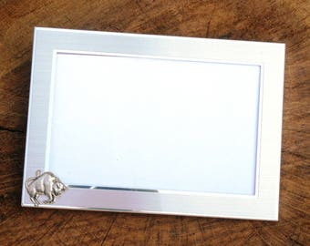 Taurus The Bull Photo Frame Star Sign 6x4 Landscape Or Portrait Star Sign Gift