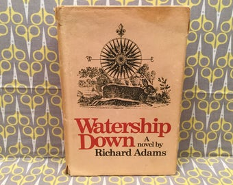 romantic ideas in the novel watership down by richard adams Watership down: a novel [richard adams] most notable are the great lapine legends and the language used to express those stories and ideas and motivate the.