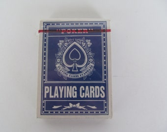 Playing Cards - Vintage Playing  Card - Complete set- NIP