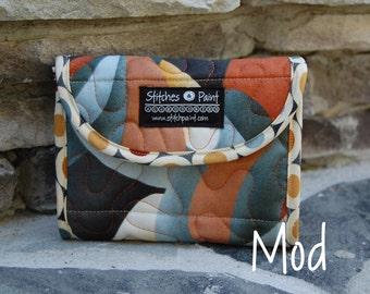 SALE! Mod Mini Wallet with straps