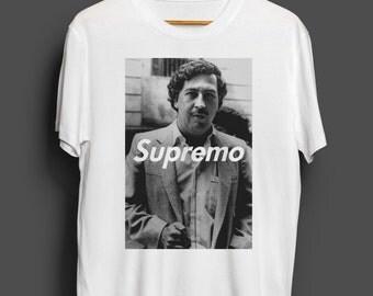 Pablo Escobar men's tshirt