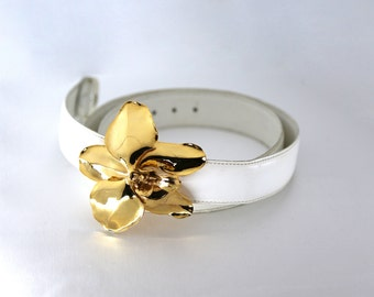Orchid Buckle