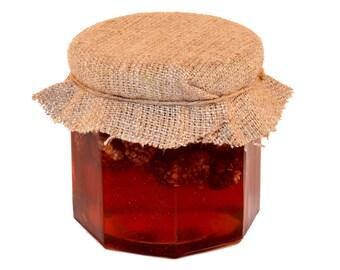 Honey Dipped Raspberries