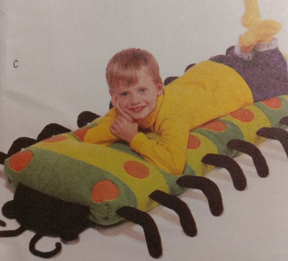 Caterpillar Pillow Sham