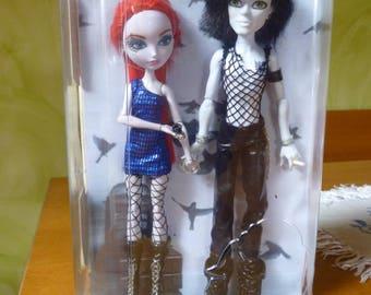 Monster High OOAK NIB Ever After High romantic dolls love