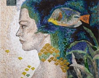 """Felix Mas """"Realm of Beauty"""" - Mosaic Reproduction"""