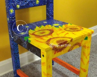 Higo gogh child chair